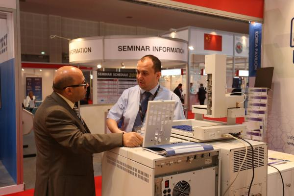 Chromatec at ARABLAB - 2016